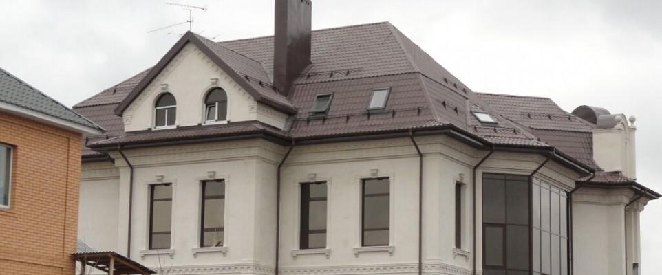 Виды отделки фасада частного деревянного дома